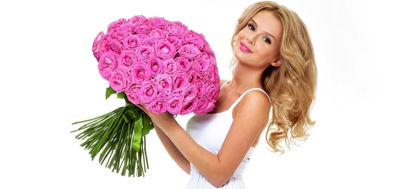 Букет из 101 роза