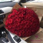 101 роза купить в Москве