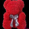 Мишка из роз №5