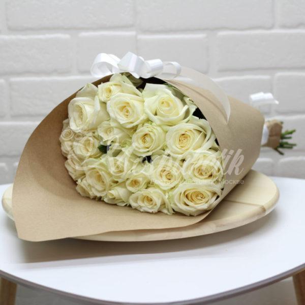 Букет из 19 роз недорого