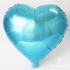 Сердце шар с гелием
