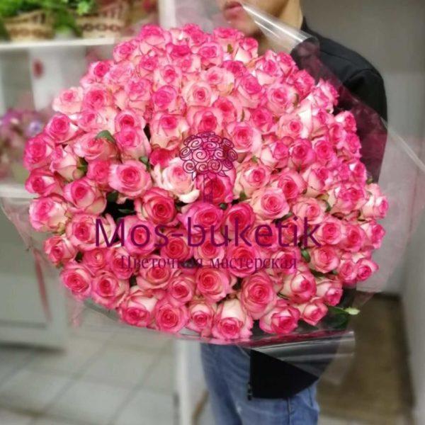 101 роза Джумилия