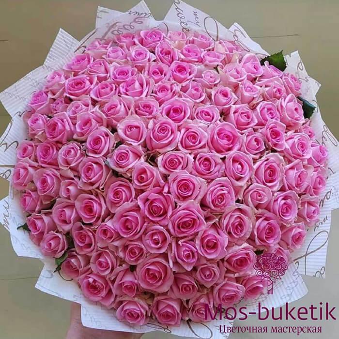 Букет 101 роз