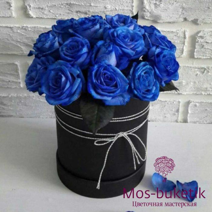 Эквадорская роза 25 в коробке