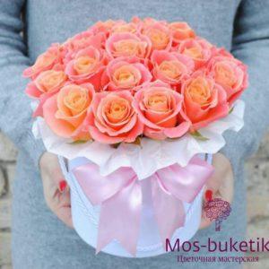 Букет из 101 микс роза
