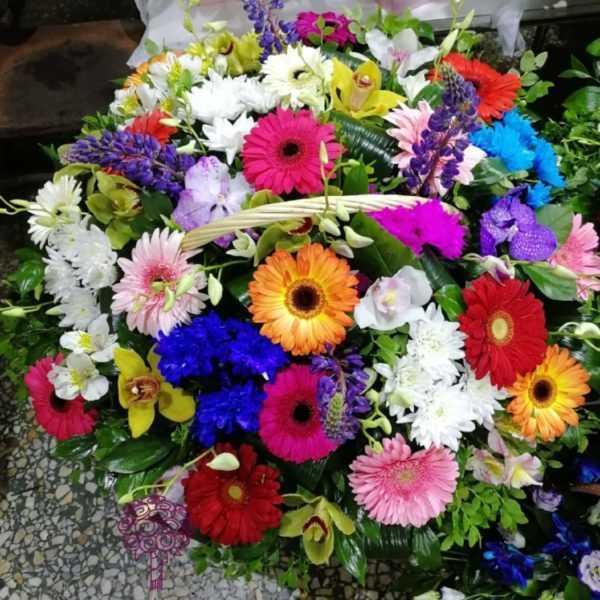 Цветы купить в Москве