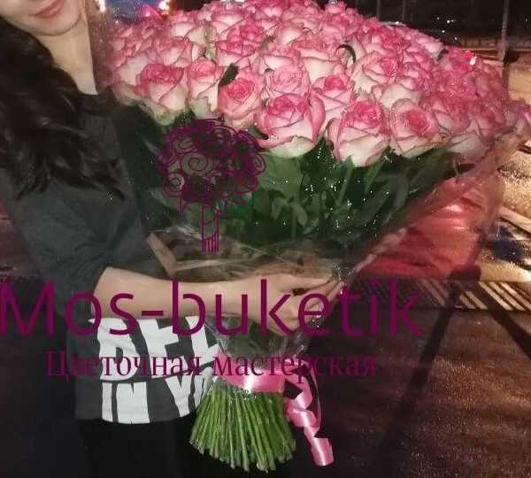 Удивительно, что купить 101 розу