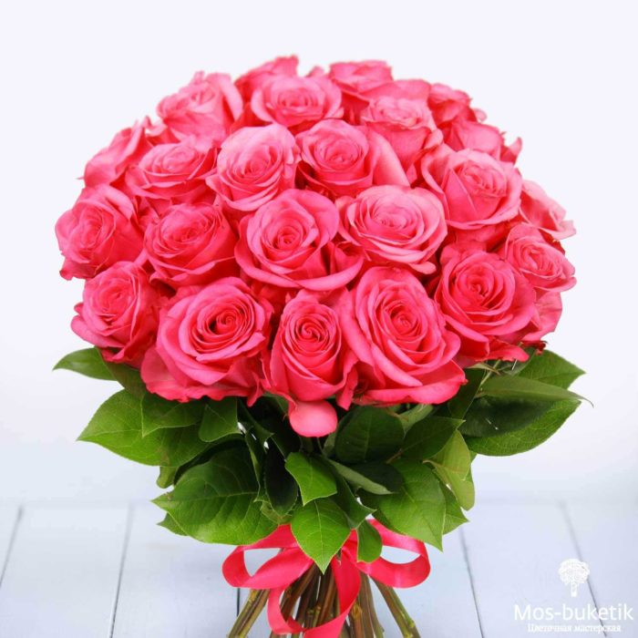 25 эквадорская роза