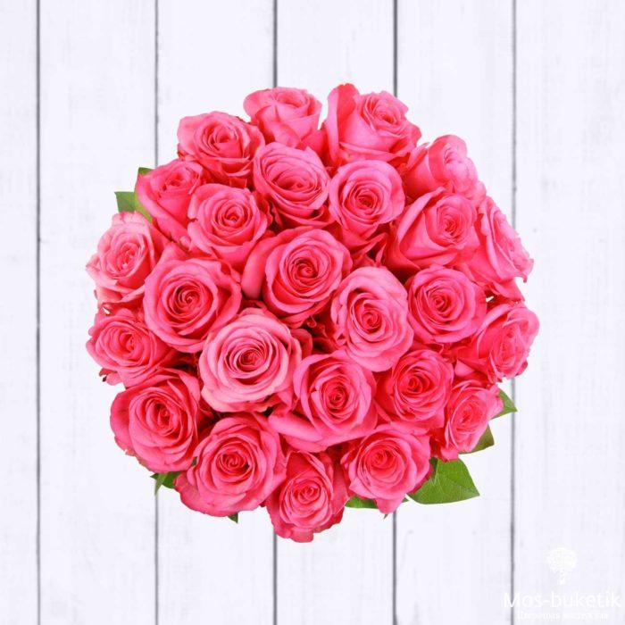 25 эквадорская роза 8026